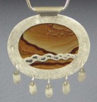 Biggs Agate with Inlay Steps.2