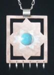 Sleeping Beauty Turquoise Marriage of Metals